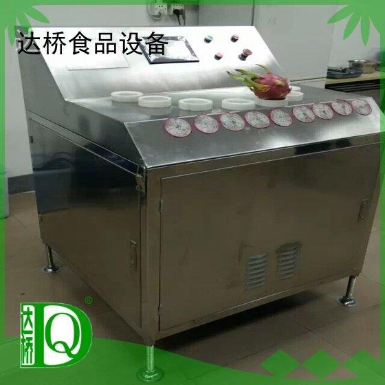 果蔬切片机价格不碎散不拉丝|达桥果蔬切片机