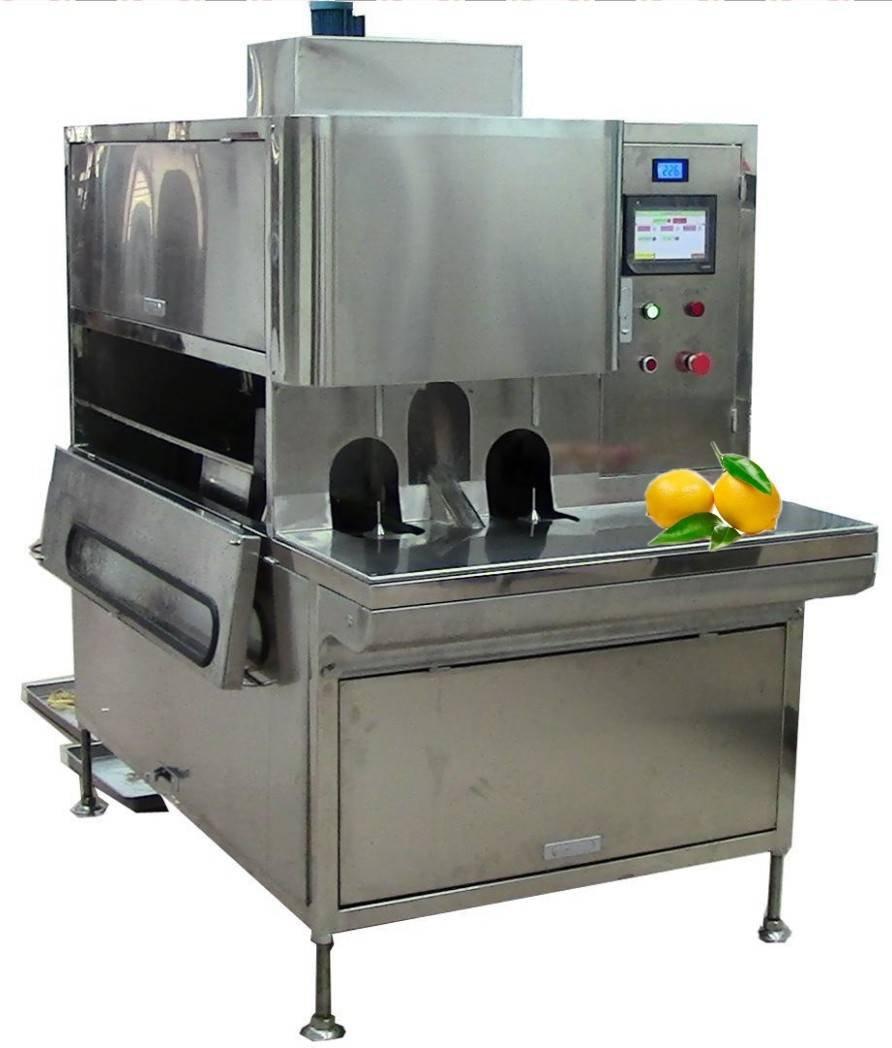 达桥供应柠檬削皮机  柠檬去皮机  柠檬加工设备