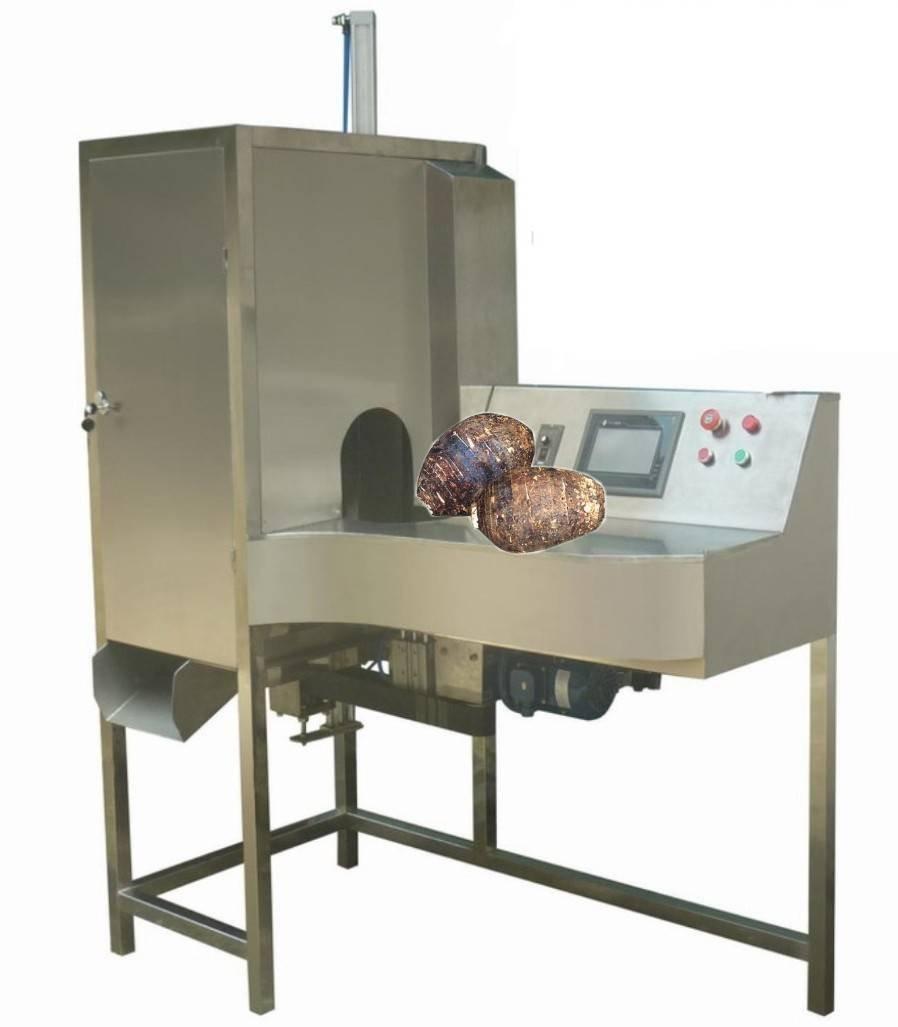 达桥供应大芋头削皮机  大芋头去皮机 槟榔芋加工设备
