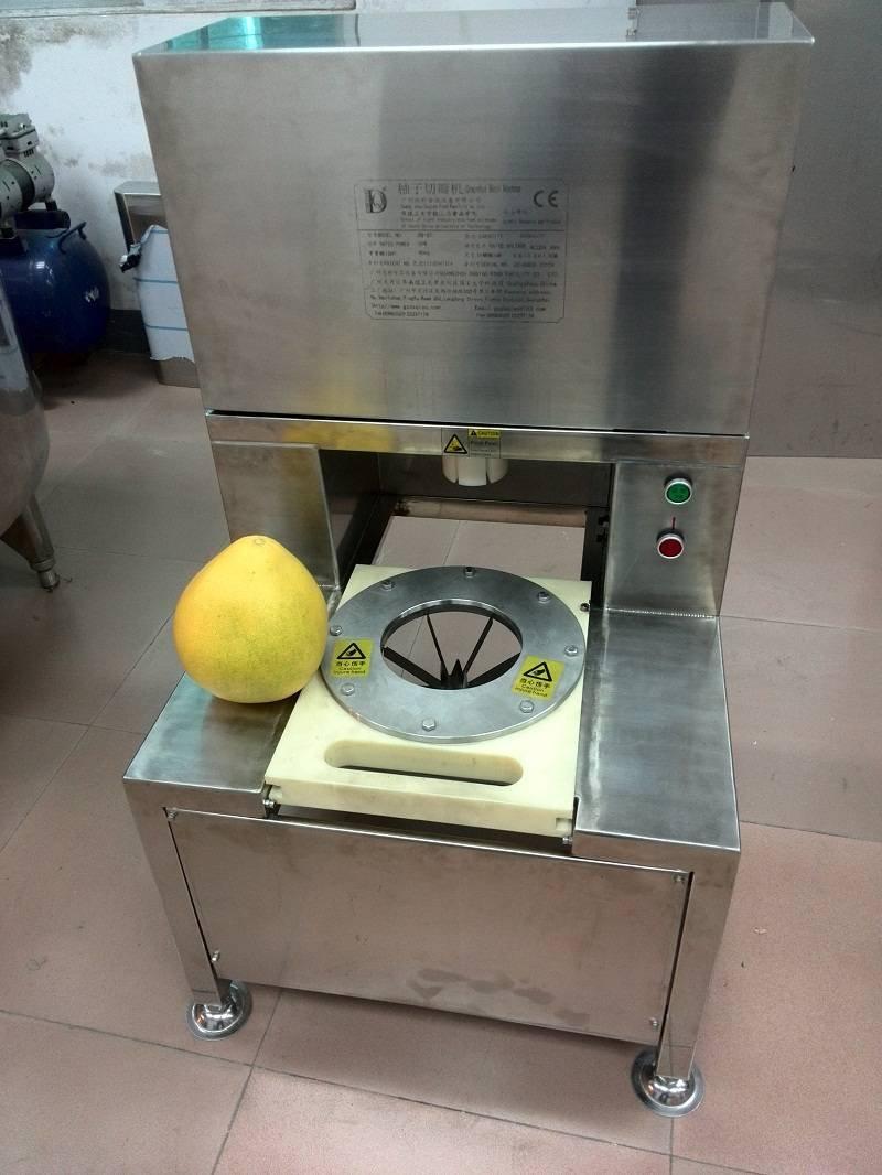 达桥供应柚子切瓣机 柚子加工设备