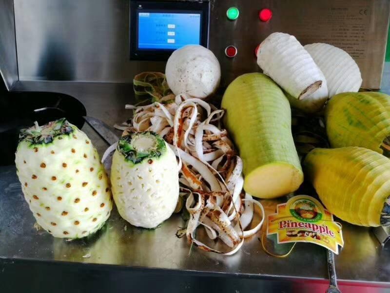 供应中央厨房专用芋头削皮机,可削冬瓜、南瓜等28种果蔬