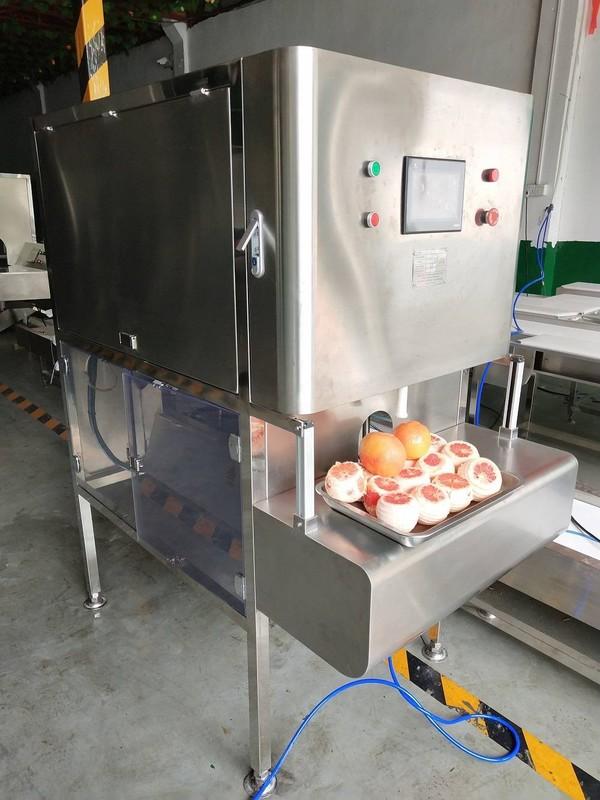 厂家供应西柚去皮机,西柚剥皮机,西柚削皮机,常山柚/葡萄柚削皮加工设备
