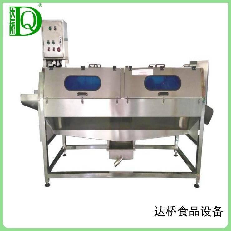 刷洗机 达桥果蔬刷洗机价格 果蔬刷洗机 智能型