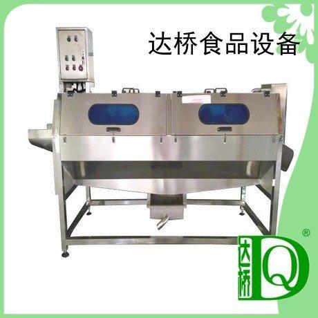 达桥果蔬刷洗机价格 果蔬刷洗机
