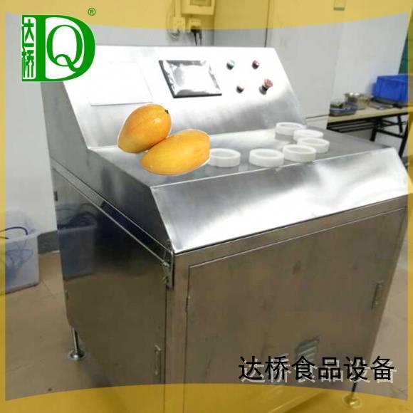 达桥果蔬切片机价格 果蔬切片机 不散碎片片 正圆 片片均匀光滑 秒切16片