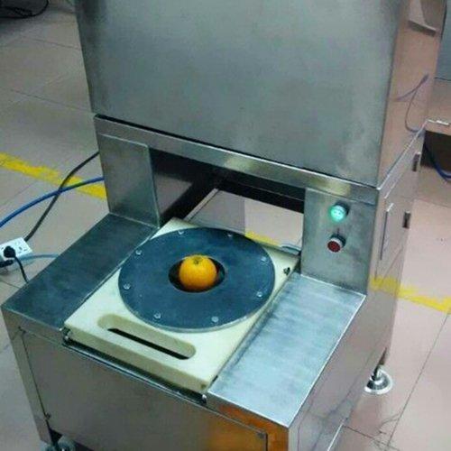 橙子切瓣机